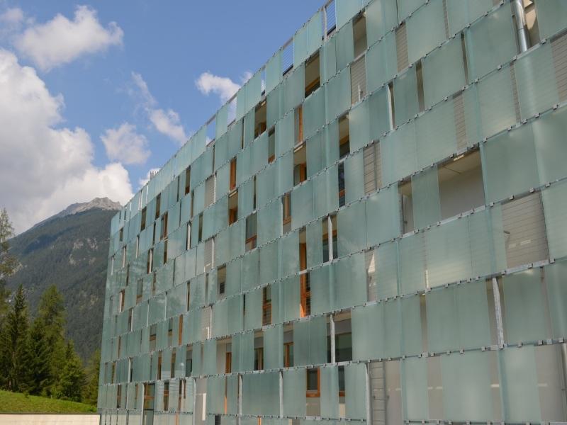 Das mctirol neues smart budget hotel in der zugspitzarena for Trendige hotels