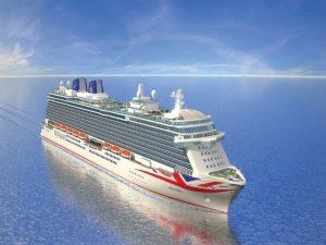 (c) P&O Cruises