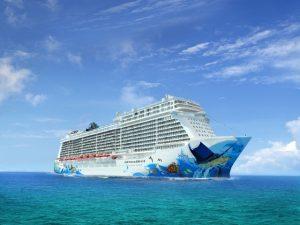 (c) Norwegian Cruise Line