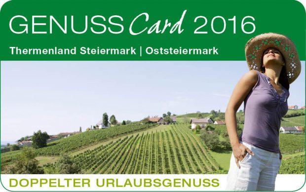 (c) GenussCard Oststeiermark